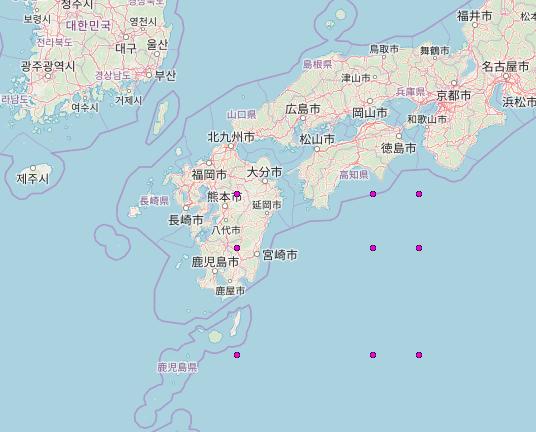 Earthquake Prediction: 4.6R In Kyushu Japan