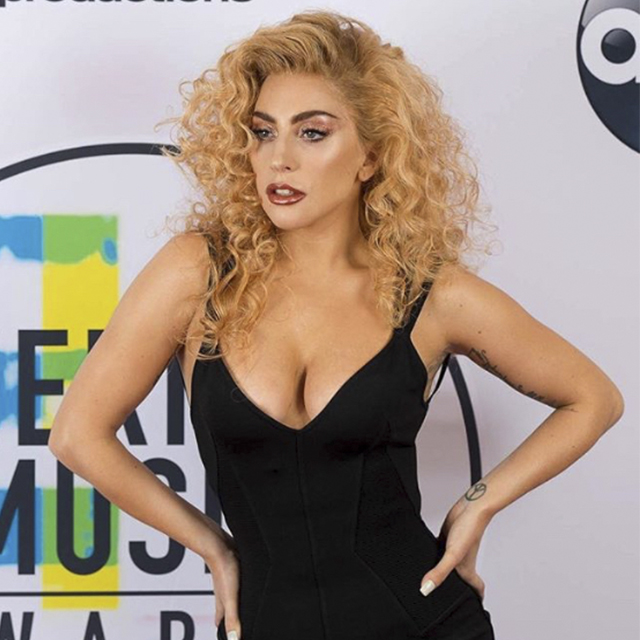 Lady Gaga Wins 'Favorite Pop/Rock Female Artist' at AMAs 2017