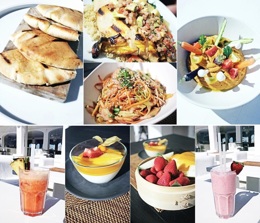 food puro hotel beach palma