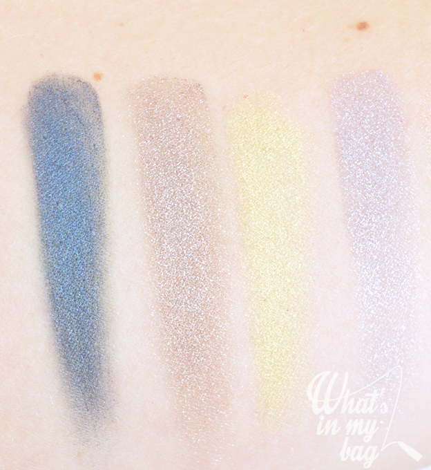 ombretti in crema shiseido swatches