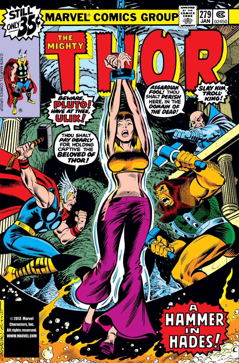 Thor (1966) 279 Page 1