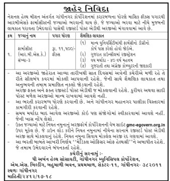 nhm-gandhinagar-recruitment-