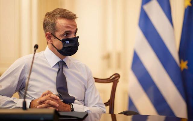 Τι μήνυμα έστειλε ο Πρωθυπουργός για την πανδημία του κορωνοϊού στο διάγγελμά του (βίντεο)