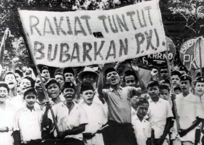 Dokumen AS tentang PKI Sudutkan Muhammadiyah