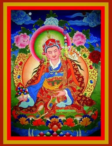 Miroir du dharma enseignement sur la pratique de orgyen for Miroir du dharma