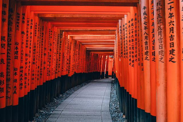temple japonais Japon Kaizen