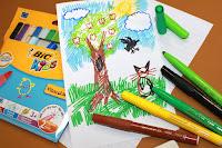 BIC® Kids Visacolor Markers