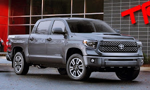 2018 Toyota Tundra Model Truck Changes