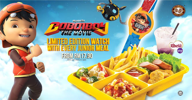 Sponsored Video Boboiboy The Movies Oldtown White Coffee Junior