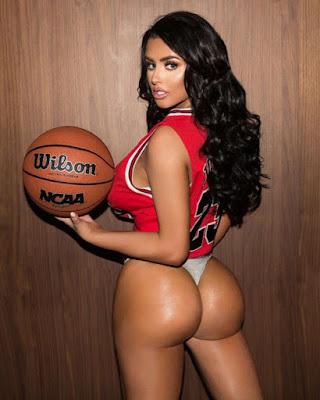 NBA yildizindan ünlü modele yakin takip!
