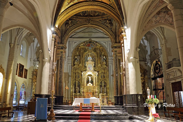 Basílica Menor de San Ildefonso, Jaén
