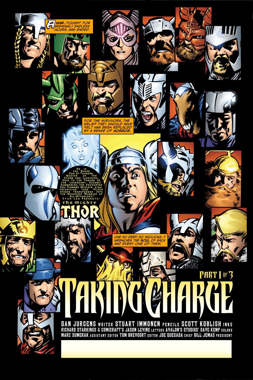 Thor (1998) Issue #41 #42 - English 2