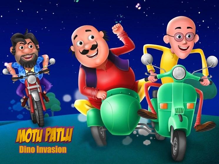 nickalive nickelodeon india to premiere new movie motu patlu
