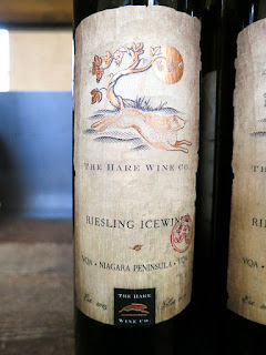 The Hare Frontier Riesling Icewine 2013 (89 pts)