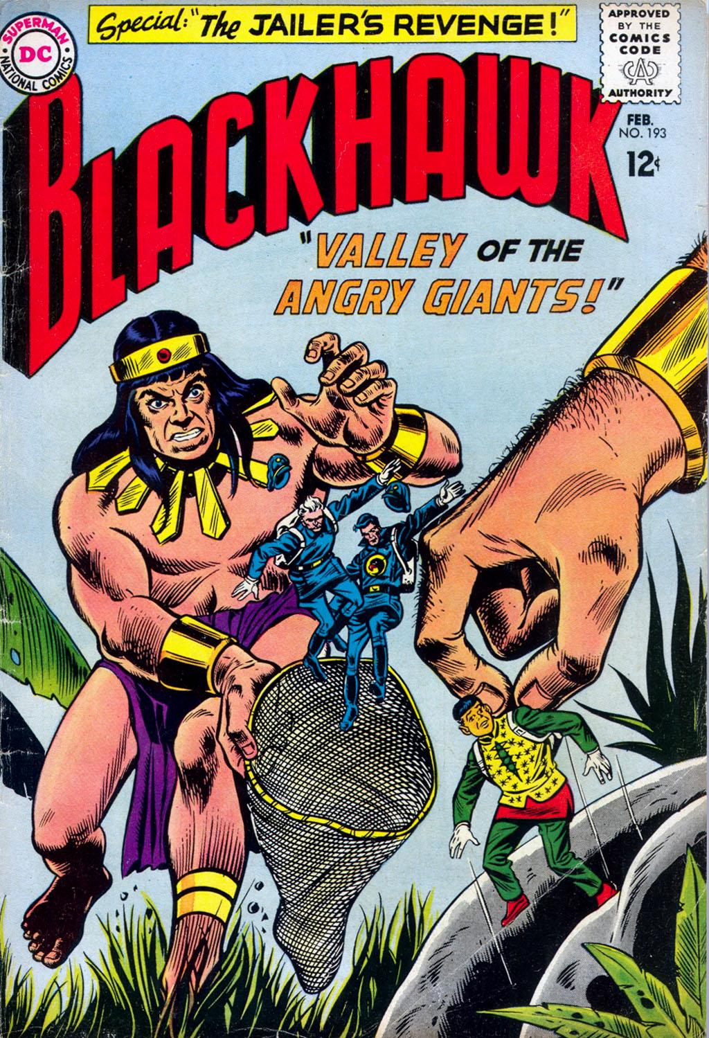 Blackhawk (1957) 193 Page 1