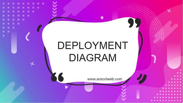 Pengertian Deployment Diagram : Tujuan, Simbol, dan Contohnya