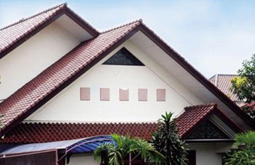 4 Model Atap Rumah Unik