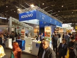 Kosovar companies present their products at the Fair in France