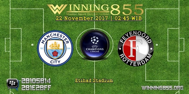 Prediksi Akurat Manchester City vs Feyenoord
