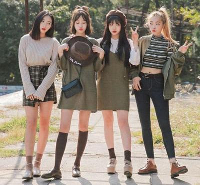 Miliki 5 Sepatu Ala Wanita Korea