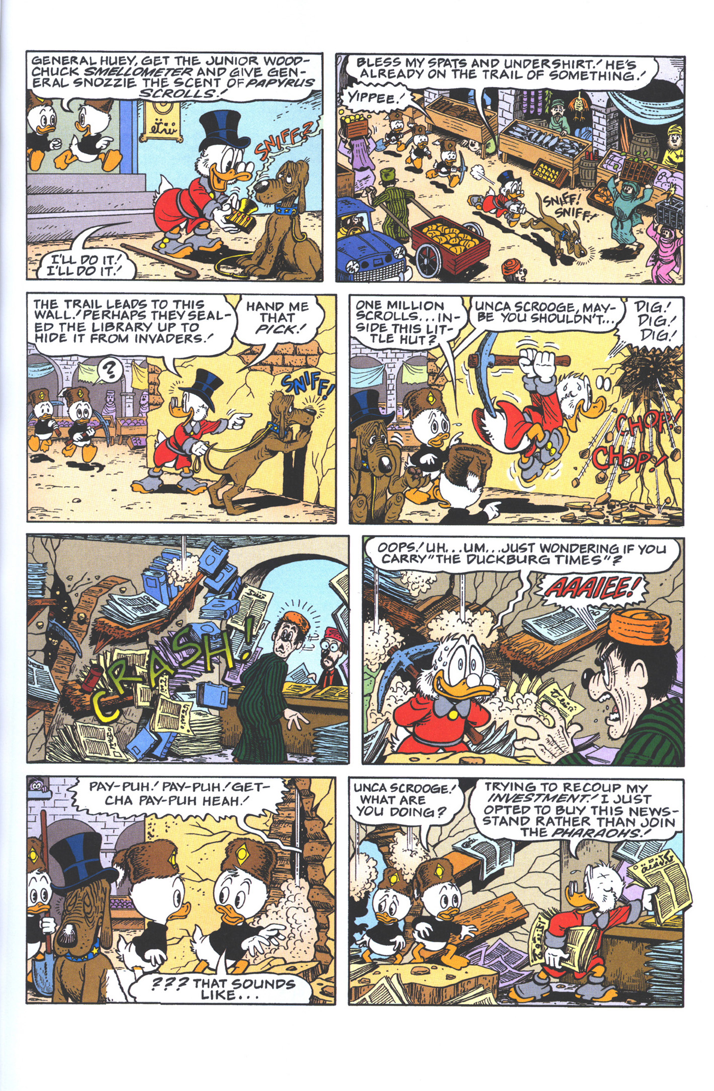Read online Uncle Scrooge (1953) comic -  Issue #383 - 9