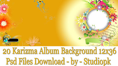 Karizma Album Background