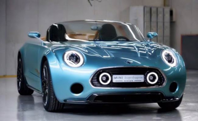 2017 Mini Superleggera Vision Redesign