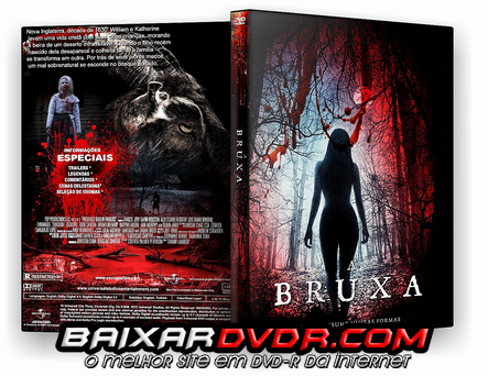 A BRUXA (2016) DUAL AUDIO DVD-R CUSTOM