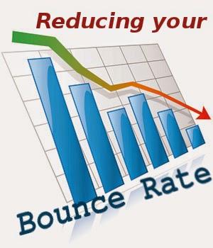 Pengertian Bounce rate