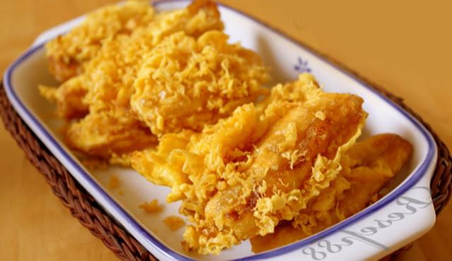 Resep Pisang Goreng Crispy yang Renyah