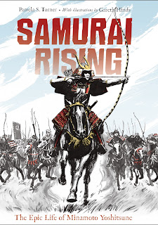 cover of Samurai Rising by Pamela S. Turner