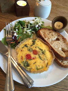 Quiche at Sandholt