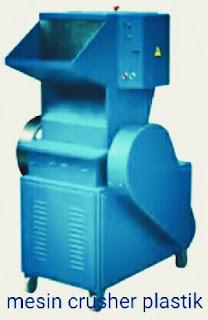 mesin crusher plastik penghasil uang
