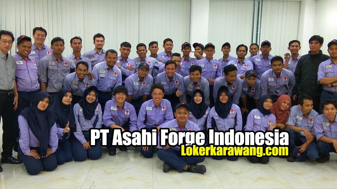 PT Asahi Forge Indonesia Karawang