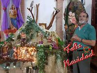 Imagen de la felicitación navideña de D. Jesús Bravo Moreno