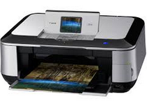 You could live excused for non seeing Canon Canon PIXMA MP640 Driver Download