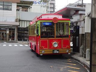 ぐるっと松江レイクラインバス