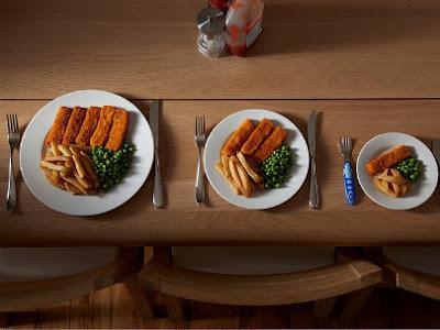 dietas para adelgazar porciones