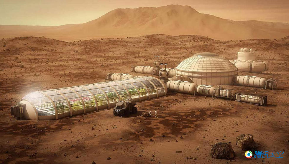 Want Humans on Mars? Start With a Martian Space Station ...