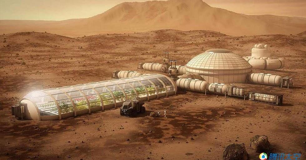 Interesting News Of A Circle Round The World: NASA Mars ...