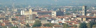 Foto - Centro Storico Prato - dall'alto