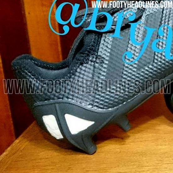 best authentic 109ce f899b Verrückter Adidas Ace 18 Boost-Prototyp aus Leder geleakt ...