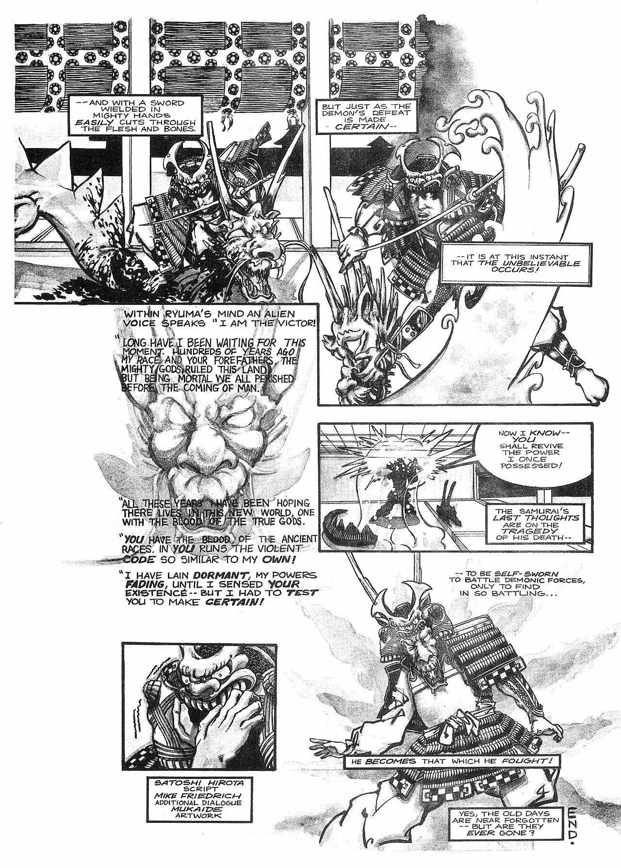 Read online Star*Reach comic -  Issue #7 - 17