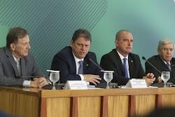 Governo federal garante recursos para a conclusão e duplicação da BR - 135