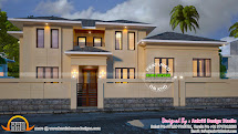 Modern House 400 Square Yards - Kerala Home Design And