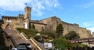 Castillo del Empéri o Château de l'Empéri.