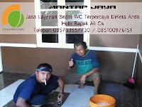 SEDOT WC SIDOKEPUNG, BUDURAN CALL 087533557739