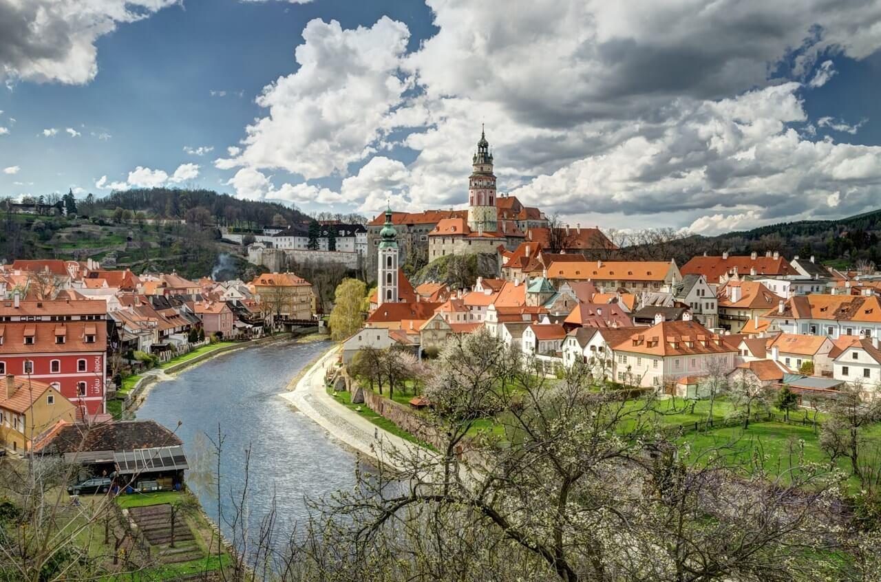 Cesky Krumlov Çek Cumhuriyeti