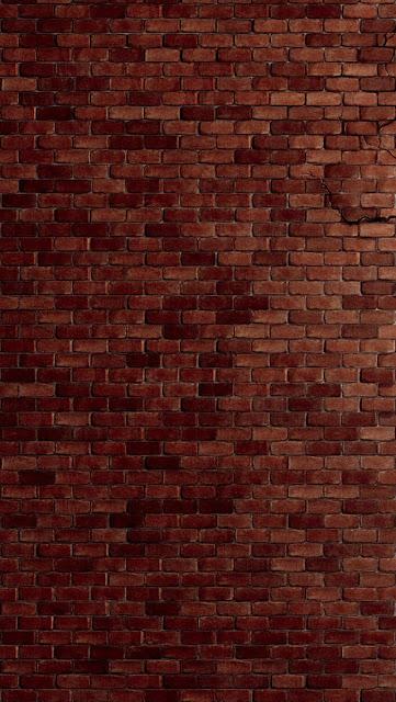 Muro di mattoni 640x1136