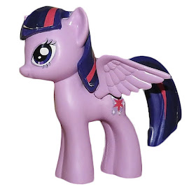 MLP Happy Meal Toy Twilight Sparkle Figure by Burger King